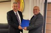 Başkan Yenialp Ankara'da esnafın sorunlarını dile getirdi