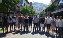 Alanya'daki disko ve bar sahiplerinin isyanı