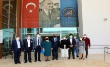 """AÜ Rektörü Özkan: """" Kampüsü boş görmek yüreğimi sızlatıyor"""""""
