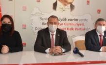 CHP İl Bakanı Bayar görevden alındı
