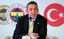 Fenerbahçe Başkanı Ali Koç'un korona virüs testi pozitif çıktı!