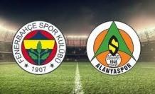 Fenerbahçe'de, Alanyaspor hazırlıkları sürüyor