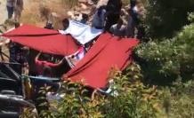Alanya'da safari kazası: 1 ölü, 5 yaralı var