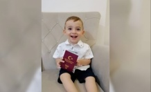 Alanyalı Ahmet bebek 4 Temmuz'da Boston'a gidiyor