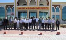 Kalan, STK'lara ALKÜ'nün plan ve projelerini anlattı