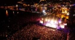 Alanya Turizm ve Sanat Festivali'ne muhteşem kapanış