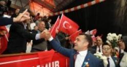 Cumhur İttifakı'nın Alanya Adayı Adem Murat Yücel'in Proje Tanıtım Toplantısı