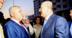 ALTSO'nun rekor kıran iftarında Çavuşoğlu izdihamı yaşandı