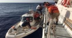 Batan gemide nefes kesen kurtarma anları