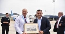 GZP Alanya Havalimanı'nda tarihi gün