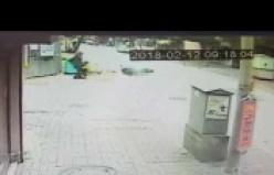 Alanya'da feci motosiklet kazası! Şok görüntüler