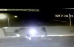 İşte Alanya'daki kaza anının görüntüleri