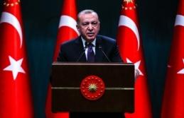 Cumhurbaşkanı Erdoğan'dan kabine sonrası...