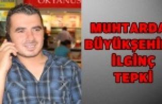 'BİZE EKMEK DEĞİL YOL, SU LAZIM'