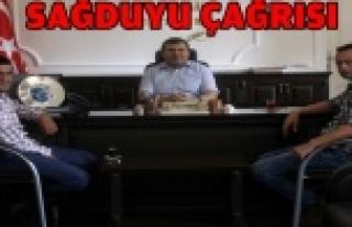 'KANUN DIŞI EYLEMLERE KARŞIYIZ'