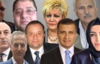 AKP'NİN MİLLETVEKİLİ ADAY ANKETİNDE SON...