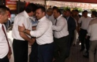 MHP'DE BAYRAMLAŞMA TÖRENİ