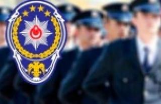 POLİSTE YENİ TERFİ VE ATAMALAR VAR