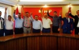 MHP'NİN ALANYA İLÇE BAŞKANI BELLİ OLDU
