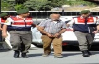 6 ayrı hırsızlık suçundan aranan şahıs yakalandı