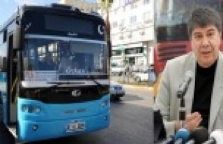 Türel'den halk otobüsü açıklaması