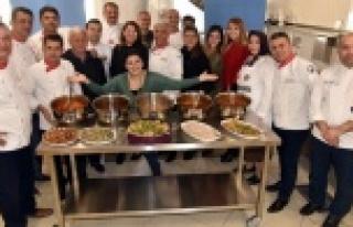 Yöresel yemeklerimiz İstanbul için hazır