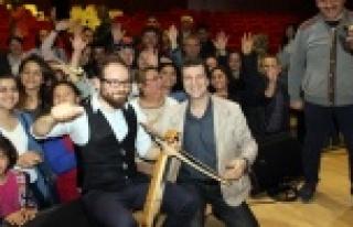 Kültür konserleri Alanya'ya gelecek