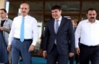 Yeni Bakanın ilk durağı Antalya