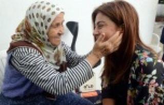 İyilik meleği Ebru Türel