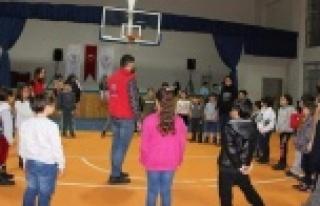 Alanya Gençlik Merkezi 2018'de hız kesmiyor
