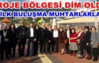 CHP'li kadınlardan Dim çıkarması