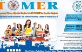 ALKÜ ve TÖMER'den Türkçe eğitimi