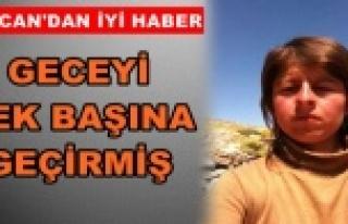 Kayıp Gülcan'dan haber var