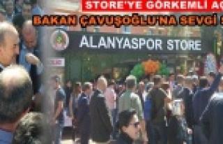 Çavuşoğlu'ndan yabancı isim eleştirisi!...