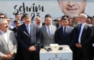 Menderes Türel'den 'Şehrim 2023'...