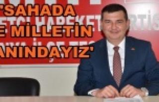 Türkdoğan: Seçime hazırız