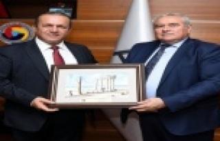 KKTC Turizm ve Çevre Bakanı Fikri Ataoğlu'ndan...