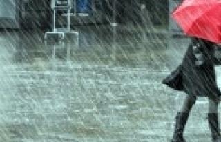 Alanya'da 2 günde m2'ye ne kadar yağmur düştü?