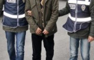 Alanya'da 10 yıl hapis cezasıyla aranan şüpheli...