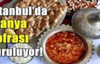 İstanbul'da Alanyalılar'a özel etkinlik