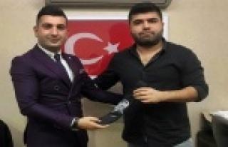 İYİ Parti Alanya İlçe Gençlik Kolları Başkanı...