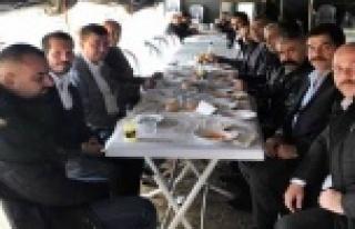 Koçak'ın haftalığına MHP eksiksiz katıldı