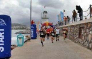 Alanya'da maraton heyecanı başlıyor