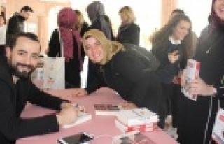 Alanya'da Kütüphane Haftası başladı