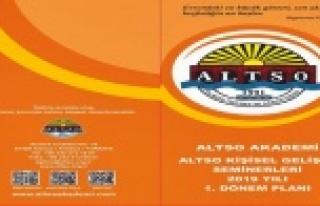 ALTSO Akademi Alanya'da hız kesmiyor