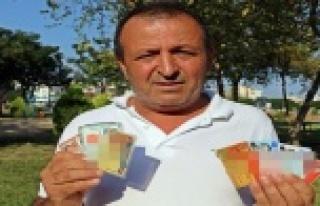 Antalya'da Karadeniz fıkralarını aratmayan olay