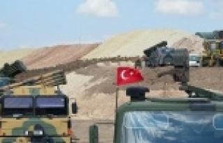 Türk konvoyuna hava saldırısı yapıldı