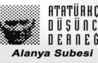 ADD'de Atatürkçü Düşünce Okulu kayıtları...