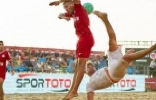 Alanya'da Dünya Kupası coşkusu