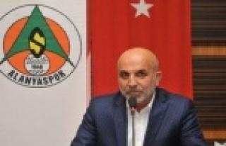 Çavuşoğlu, Kulüpler Birliği Başkanlığı'nı...